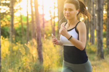 La course à pied n'est pas une drogue